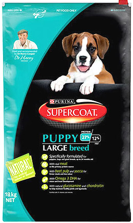 Supercoat Puppy Large Breed Dog