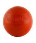 Aussie Dog Staffie Ball Orange
