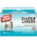 Simple Solution Diaper Liners Ultra 10 pack