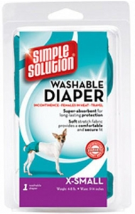 Simple Solution Washable Diaper X-Small