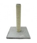 Bella Cat Scratching Post Small  - Grey
