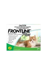 Frontline Plus - Cats Over 8 Weeks of Age
