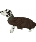 Grizzle - Army Green Dog Coat