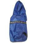 Easystreet - Dog Rain Coat Blue