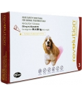 Revolution For Dogs 10.1-20kg Red 3 Pack