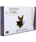 Revolution For Dogs of 2.6-5kg Purple 3 Pack