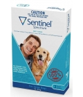 Sentinel Spectrum For Large Dogs 22-45kg blue 3 chews