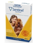 Sentinel Spectrum For Medium Dogs 11-22kg yellow 3 chews