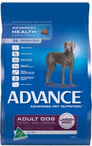 Advance Adult Large/Giant Breed