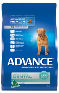 Advance Dental Large to Giant Breed
