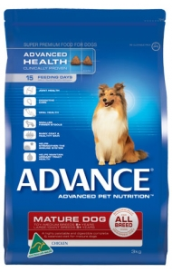 Advance Mature All Breed with Chicken