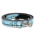 Rufus & Coco Peppermint Dog Lead Blue - 120cm